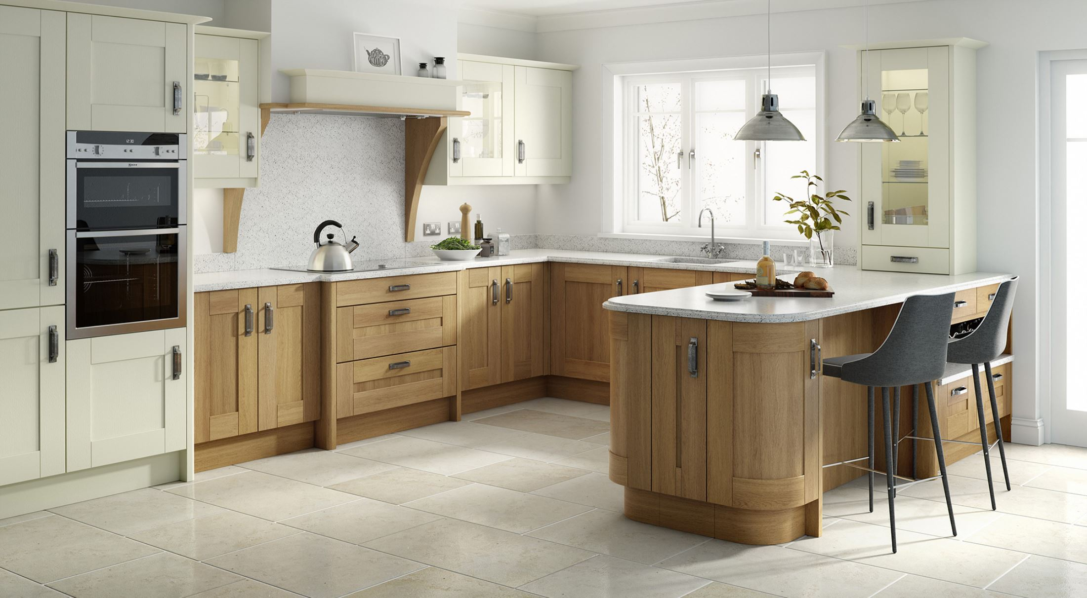 harewood horsforth grange roundel example kitchen