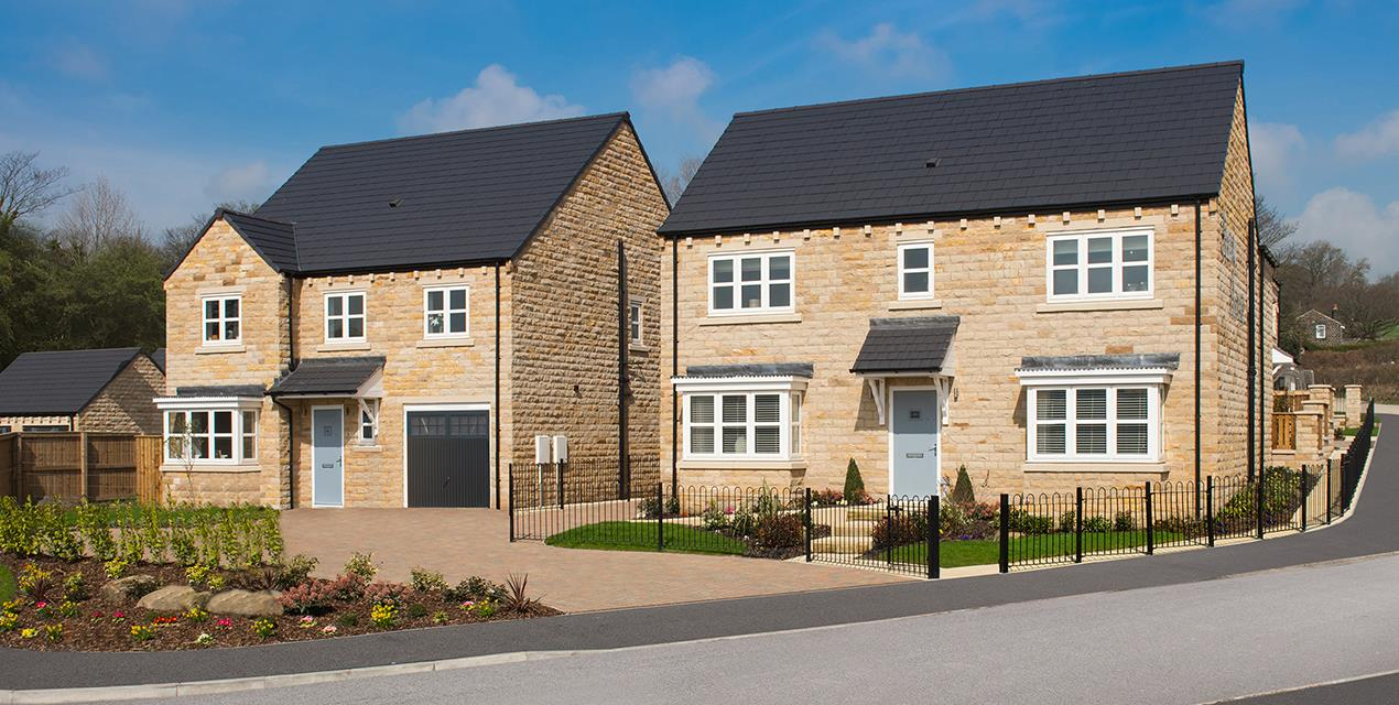Horsforth Grange Street Scene - Chartford Homes