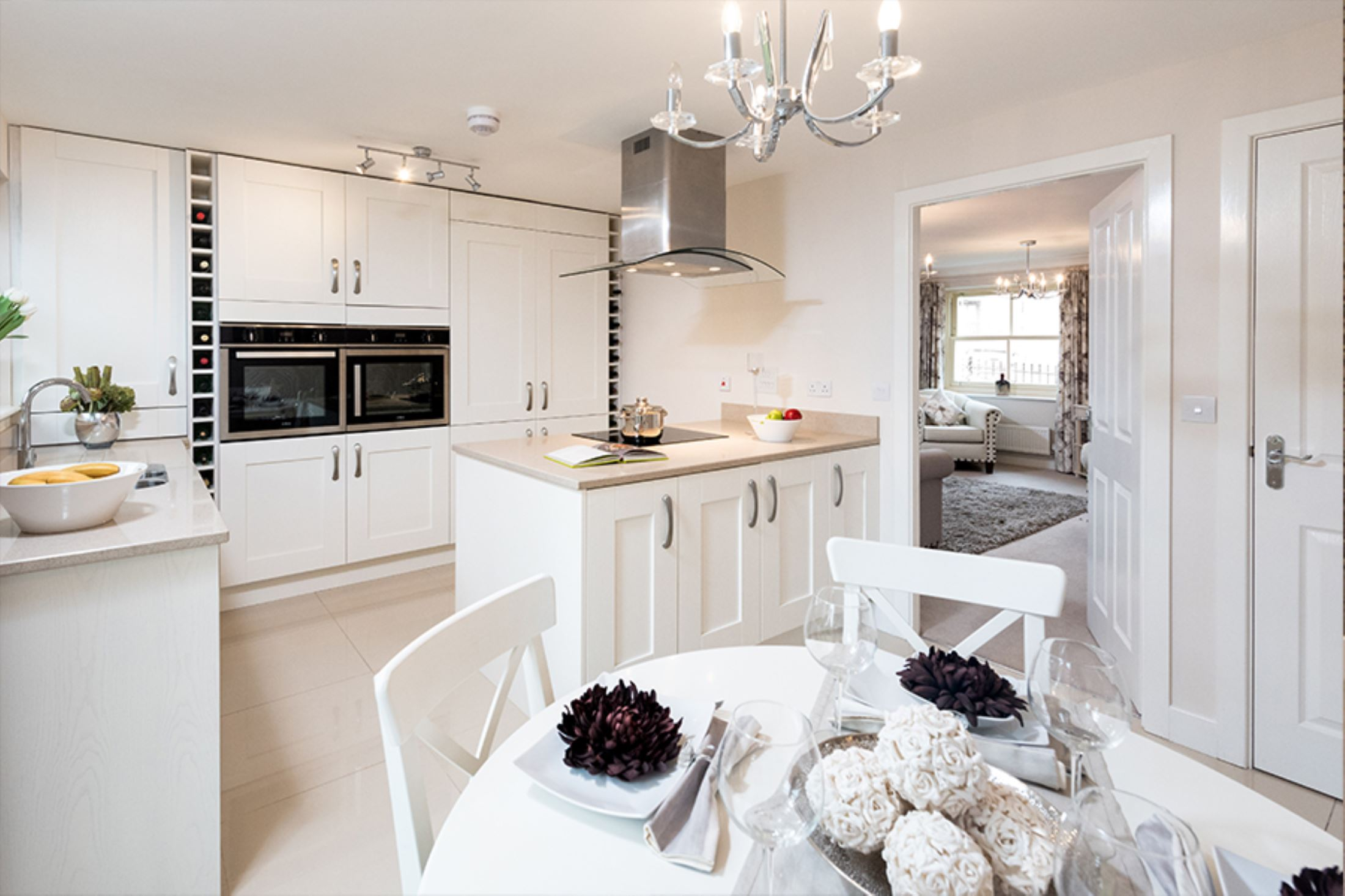 example kitchen the cherry wortley