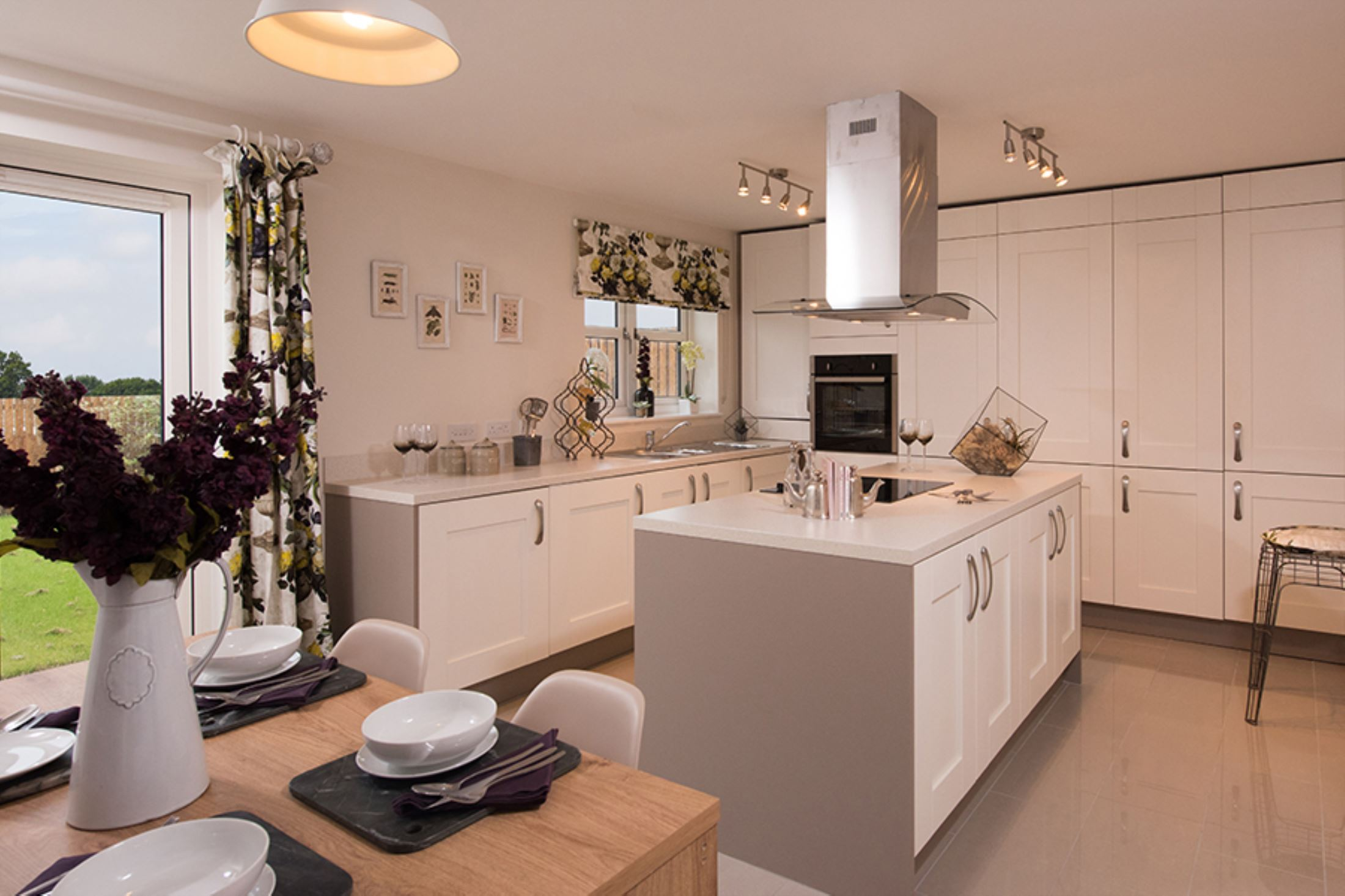 example kitchen the cedar wortley