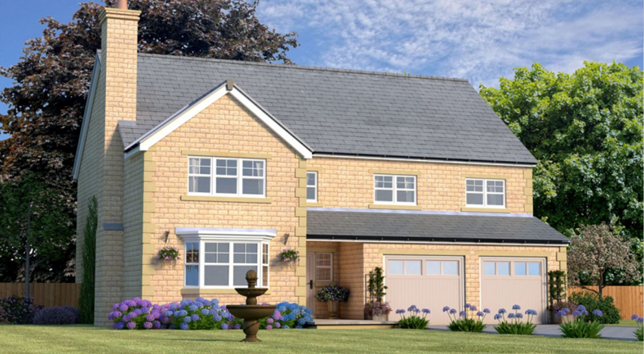 The Balmoral 5 Bed Home In Menston Chartford Homes