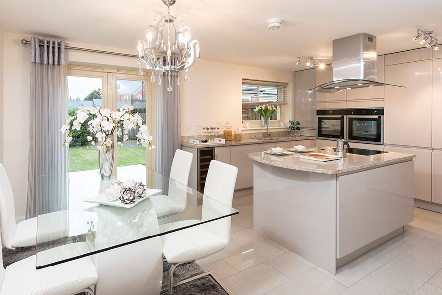 New Homes From Chartford Homes
