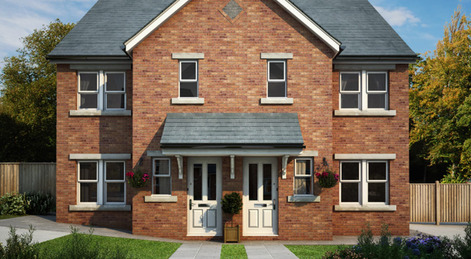 New Homes at at The Park in Cookridge